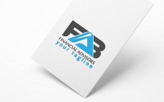 Financial Creative Logo Design Template 4
