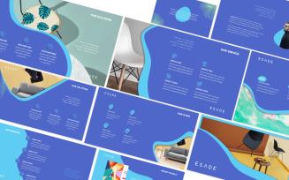 Asade Google Slides Template