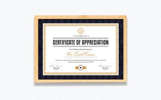 Perfect Certificate of Appreciation