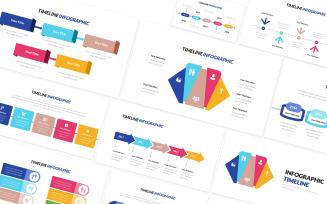 Timeline Infographic Keynote