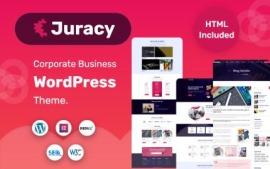 WordPress Theme 190651