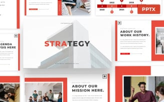 Strategy - Powerpoint Presentation Template