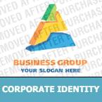Corporate Identity Template 19106