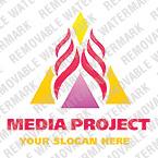 Media Logo  Template 19151