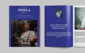 Fashion/Multipurpose Magazine Template