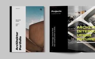 Multipurpose Architecture Brochure Portfolio Magazine Templates