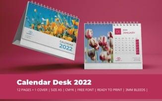 Clean Calendar 2022 Theme Planner Template