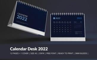 Galaxy Calendar 2022 Theme Planner Template