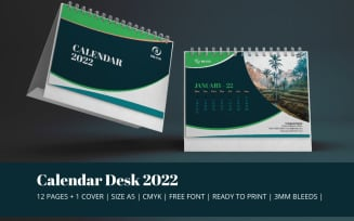 Nature Calendar 2022 Theme Planner Template