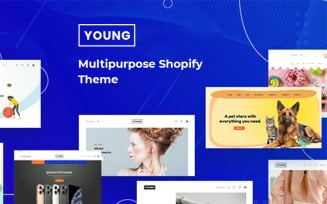 Young - Multipurpose Shopify Theme