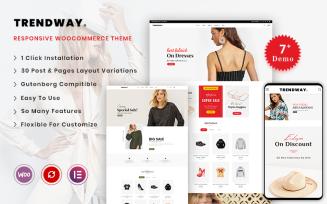 Trendway - Fashion WooCommerce Theme