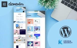 Kroma | Multipurpose Elementor WordPress Theme