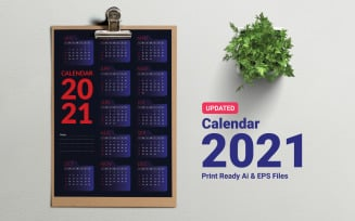 Attractive and Perfect Calender Planner