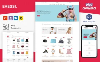 Evessi - Online Fashion WooCommerce Store