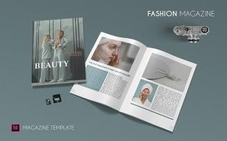 Beauty - Magazine Template
