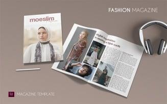 Moeslem - Magazine Template
