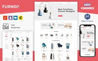 Furnoo - Online Fashion WooCommarce Theme