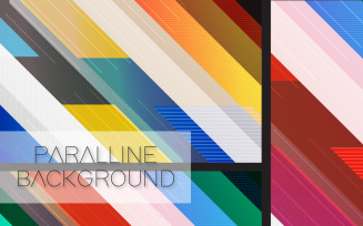 Free Paralline Background - Color Background