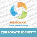 Web design Corporate Identity Template 19421