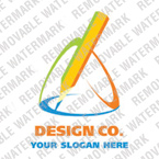Web design Logo  Template 19429