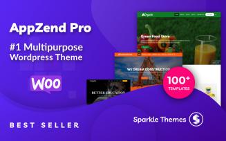 Appzend Pro - Multipurpose WordPress Themes