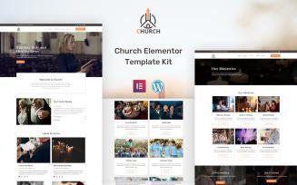 Church - Religion Elementor Kit