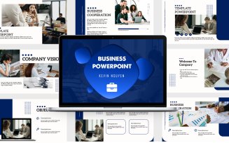 (Free) Template Powerpoint Design Multipurpose, Creative And Modern Free