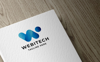 Web Technology Professional Logo