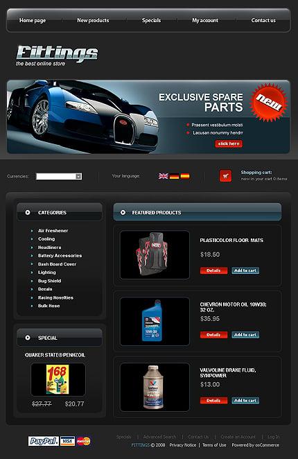 Promovare site auto