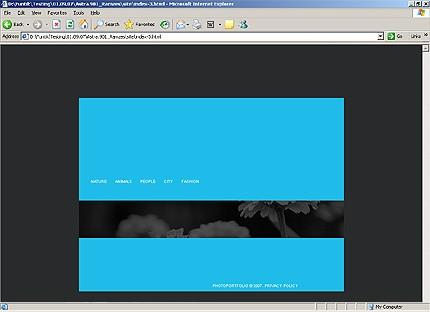 Website Template #19565