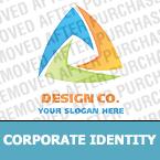 Web design Corporate Identity Template 19570