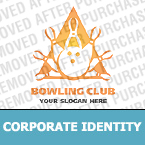 Sport Corporate Identity Template 19571