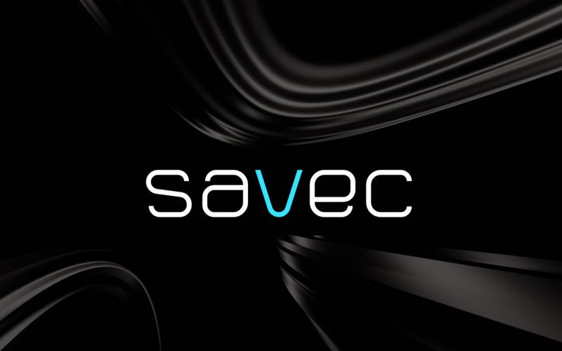 Savec Modern - Logo Design Font