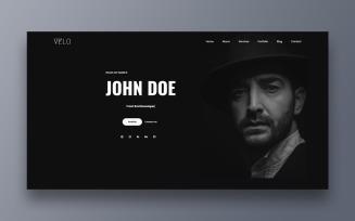Velo - Portfolio Wordpress Theme