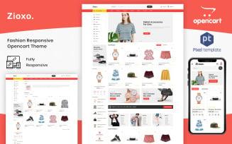 Zioxo - Multipurpose Fashion OpenCart Template
