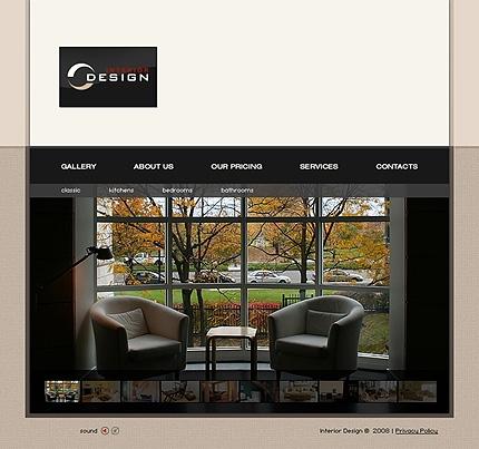 Website Template #19605