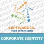 Software Corporate Identity Template 19674