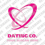 Dating Logo  Template 19681