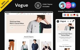 Vogue – Fashion and Beauty Care Multipurpose Prestashop Store