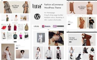 Luna - Fashion eCommerce WordPress Theme