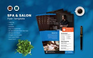 SPA & SALON Flyer Template vol.04