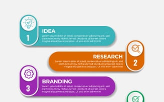 Business Infographics Design 5 Concepts Or Options