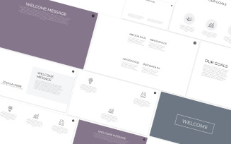 Animated Photo Slides Powerpoint Template