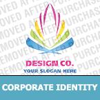 Web design Corporate Identity Template 19884