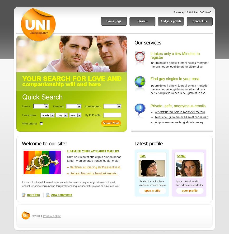 Сайты для гей знакомство