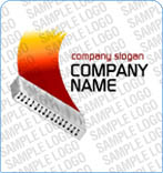 Logo: Computers Hosting Software Low Budget