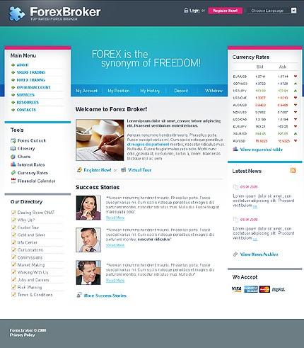 CSS-шаблон для сайта (20007)