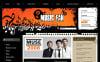 Joomla-mall för  musikportal New Screenshots BIG