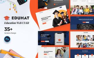 Eduhat Education Web Ui Kit