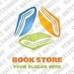 Books Logo  Template 20253